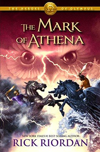 The Mark of Athena Audiobook - Riordan Rick