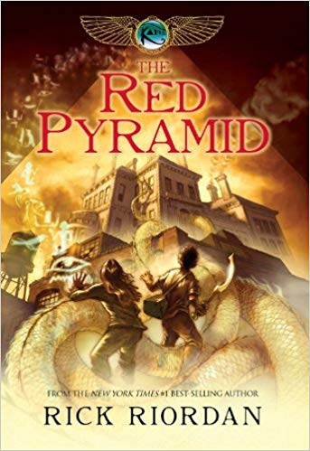 The Red Pyramid Audiobook Online