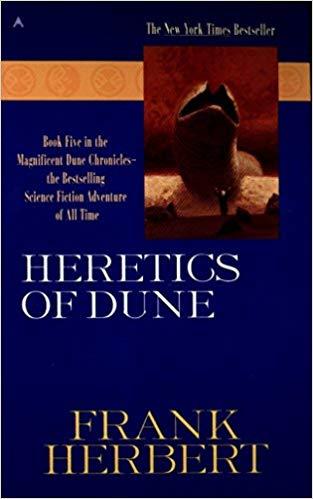 Heretics of Dune Audiobook Free
