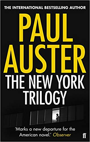 New York Trilogy Audiobook Free