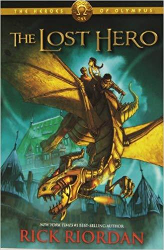 The Lost Hero Audiobook Free