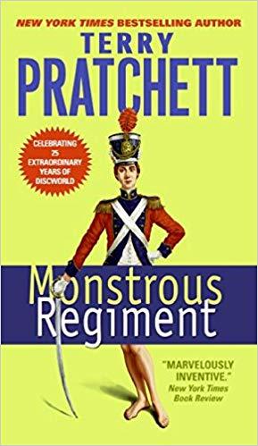 Monstrous Regiment Audiobook Free