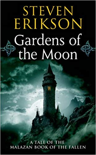 Gardens of the Moon Audiobook Free