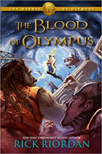 The Heroes of Olympus, Book Five The Blood of Olympus Audiobook Free