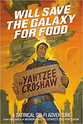 Will Save the Galaxy for Food Audiobook Free
