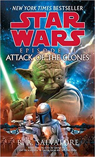 Attack of the Clones Audiobook Free