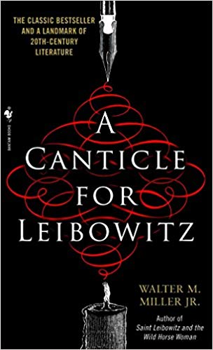 A Canticle for Leibowitz Audiobook - Walter M. Miller Jr. Free