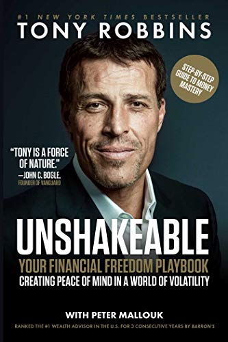 Unshakeable Audiobook - Tony Robbins Free