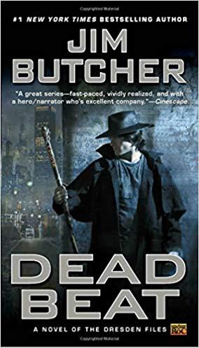 Dead Beat Audiobook - Jim Butcher Free