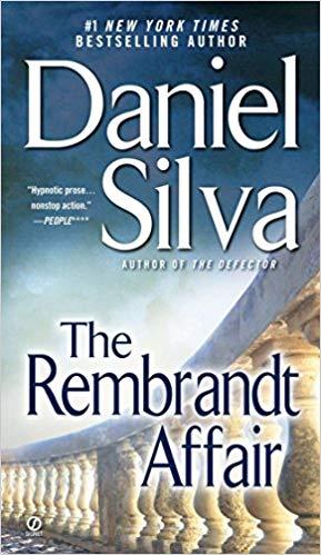 The Rembrandt Affair Audiobook - Daniel Silva Free