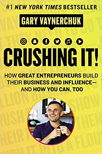 Crushing It! Audiobook - Gary Vaynerchuk Free