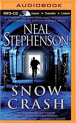 Snow Crash Audiobook - Neal Stephenson Free