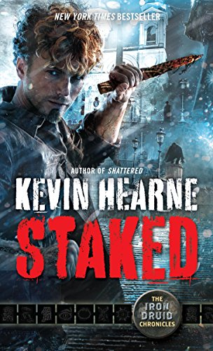 Staked Audiobook - Kevin Hearne Free