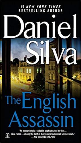 The English Assassin Audiobook - Daniel Silva Free