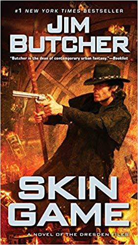Skin Game Audiobook - Jim Butcher Free