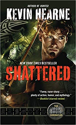 Shattered Audiobook - Kevin Hearne Free