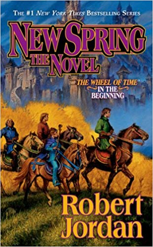 New Spring Audiobook - Robert Jordan Free