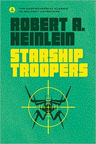 Starship Troopers Audiobook - Robert A. Heinlein Free