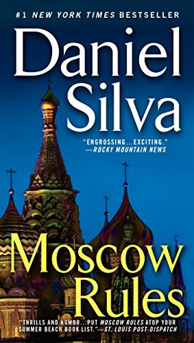 Moscow Rules Audiobook - Daniel Silva Free