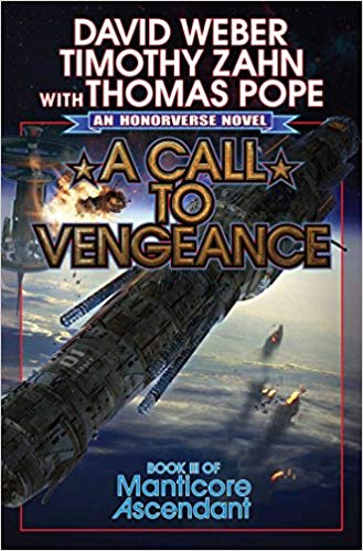 A Call to Vengeance Audiobook - David Weber Free