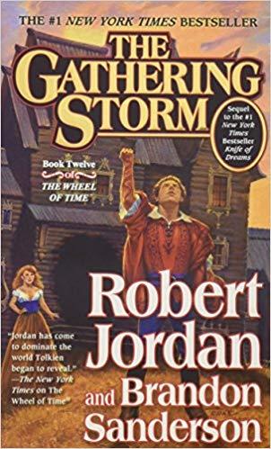 The Gathering Storm Audiobook - Robert Jordan Free