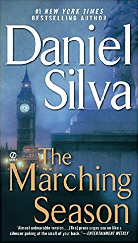 The Marching Season Audiobook - Daniel Silva Free