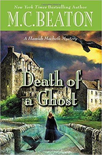 Death of a Ghost Audiobook - M. C. Beaton Free