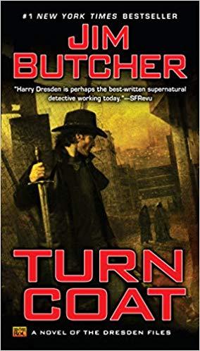 Turn Coat Audiobook - Jim Butcher Free