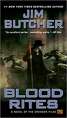 Blood Rites Audiobook - Jim Butcher Free