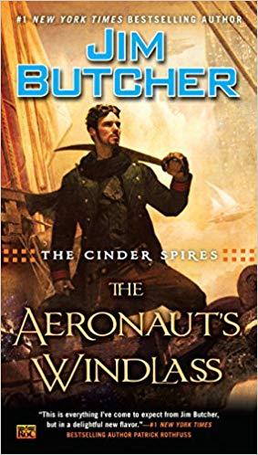 The Cinder Spires Audiobook - Jim Butcher Free