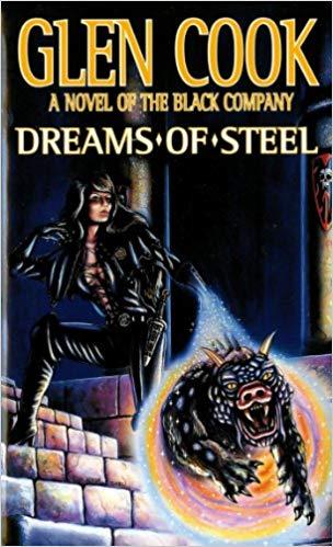 Dreams of Steel Audiobook - Glen Cook Free