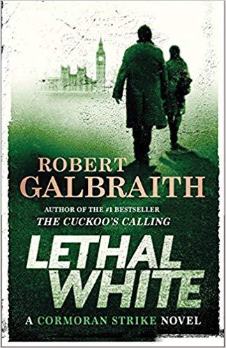 Lethal White Audiobook - Robert Galbraith Free