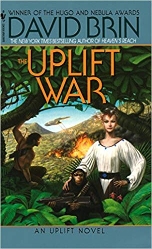The Uplift War Audiobook - David Brin Free