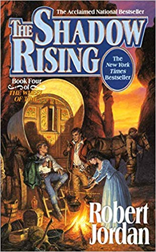 The Shadow Rising Audiobook - Robert Jordan Free