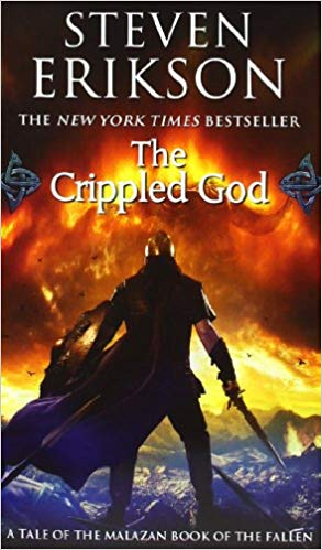 The Crippled God Audiobook - Steven Erikson Free