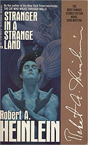 Stranger in a Strange Land Audiobook - Robert A. Heinlein Free