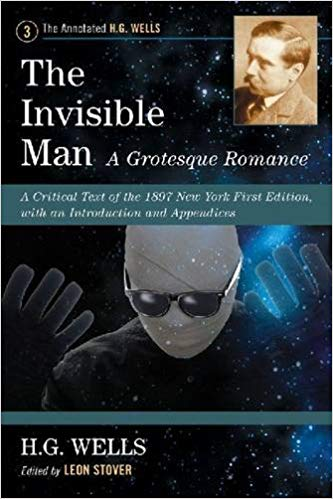 The Invisible Man Audiobook - H.G. Wells Free