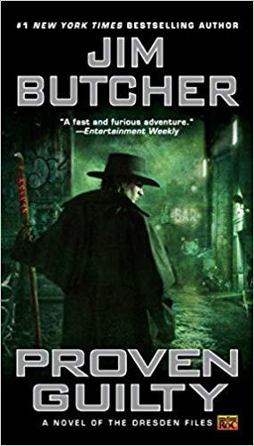 Proven Guilty Audiobook - Jim Butcher Free