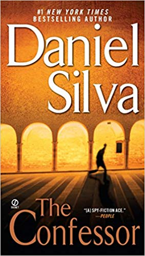 The Confessor Audiobook - Daniel Silva Free