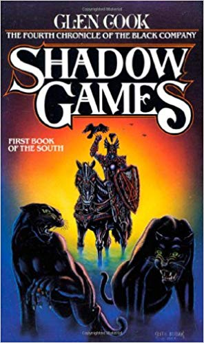 Shadow Games Audiobook - Glen Cook Free