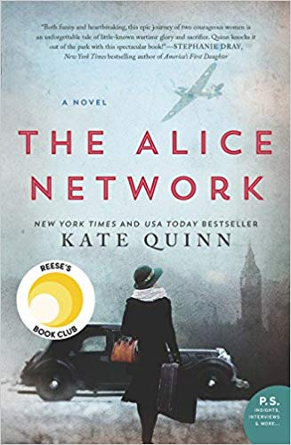 The Alice Network Audiobook - Kate Quinn Free