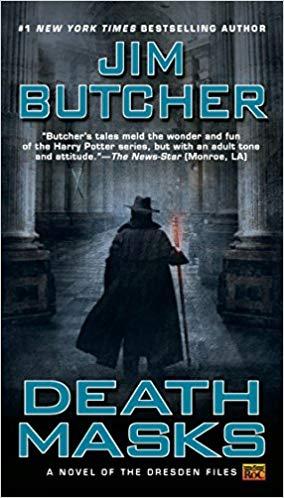 Death Masks Audiobook - Jim Butcher Free