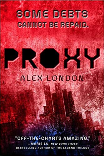 Proxy Audiobook - Alex London Free