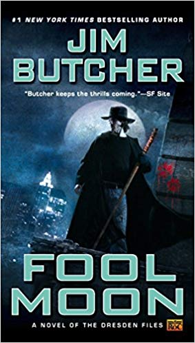 Fool Moon Audiobook - Jim Butcher Free