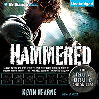 Hammered Audiobook - Kevin Hearne Free