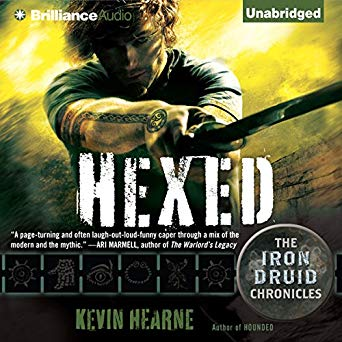 Hexed Audiobook - Kevin Hearne Free