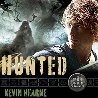 Hunted Audiobook - Kevin Hearne Free
