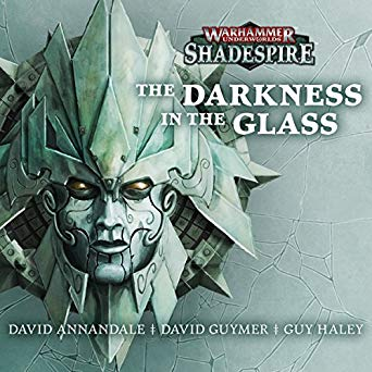 The Darkness in the Glass Audiobook - David Annandale Free