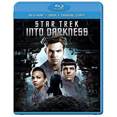 Star Trek Into Darkness Audiobook - Chris Pine Free