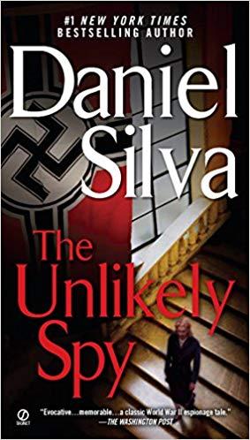 The Unlikely Spy Audiobook - Daniel Silva Free
